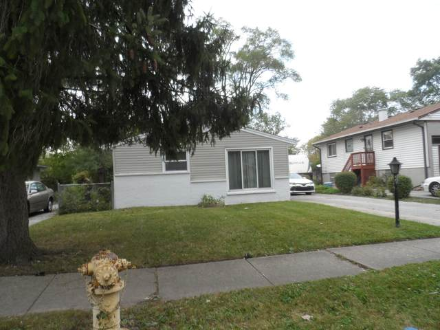 16136 Marshfield Avenue, Markham, IL 60428 (MLS #10969385) :: Suburban Life Realty