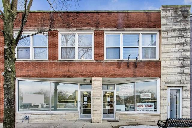 5313 W Devon Avenue, Chicago, IL 60646 (MLS #10969446) :: Jacqui Miller Homes