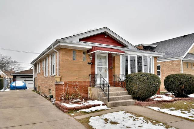 2906 Scott Street, Franklin Park, IL 60131 (MLS #10969465) :: Jacqui Miller Homes