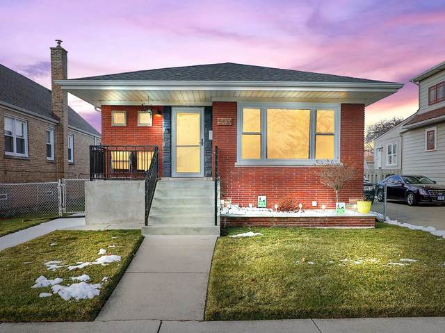 5410 S Nordica Avenue, Chicago, IL 60638 (MLS #10969490) :: Jacqui Miller Homes