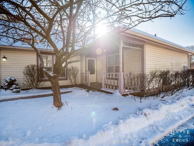 865 Victoria Drive #865, Woodstock, IL 60098 (MLS #10969502) :: Lewke Partners