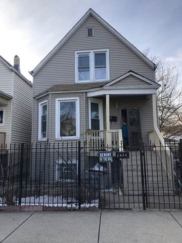2026 N Kenneth Avenue, Chicago, IL 60639 (MLS #10969506) :: Janet Jurich