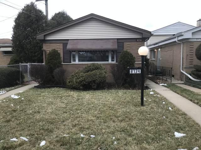 8734 S Calumet Avenue, Chicago, IL 60619 (MLS #10969510) :: Jacqui Miller Homes