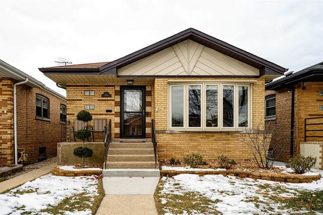 6719 W 64th Street, Chicago, IL 60638 (MLS #10969534) :: The Spaniak Team