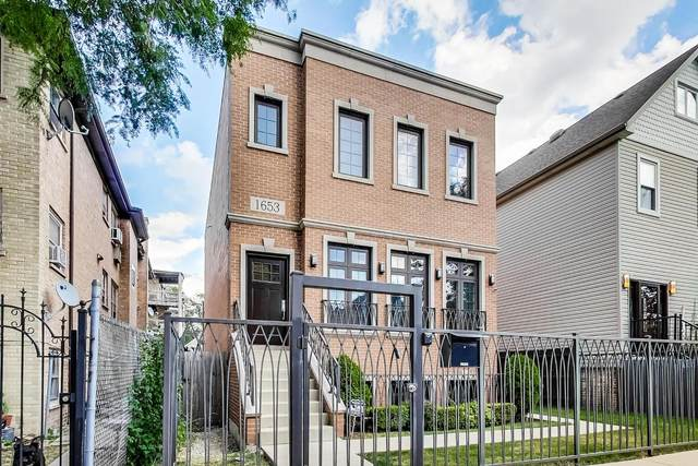 1653 N Troy Street, Chicago, IL 60647 (MLS #10969549) :: Schoon Family Group