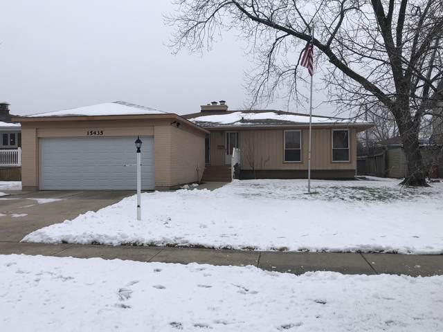 15435 Ann Marie Drive, Oak Forest, IL 60452 (MLS #10969558) :: The Wexler Group at Keller Williams Preferred Realty