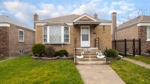 5004 S Kenneth Avenue, Chicago, IL 60632 (MLS #10969625) :: The Wexler Group at Keller Williams Preferred Realty