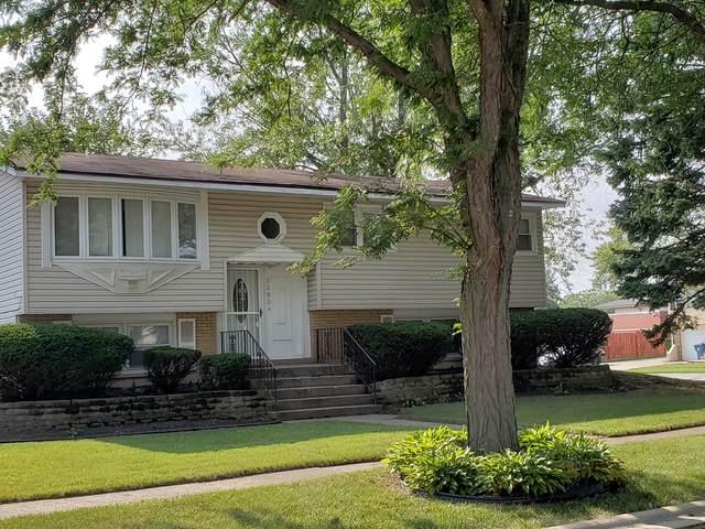 21804 E Olivia Avenue, Sauk Village, IL 60411 (MLS #10969645) :: John Lyons Real Estate