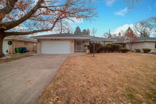 4212 W 91st Place, Oak Lawn, IL 60453 (MLS #10969646) :: John Lyons Real Estate