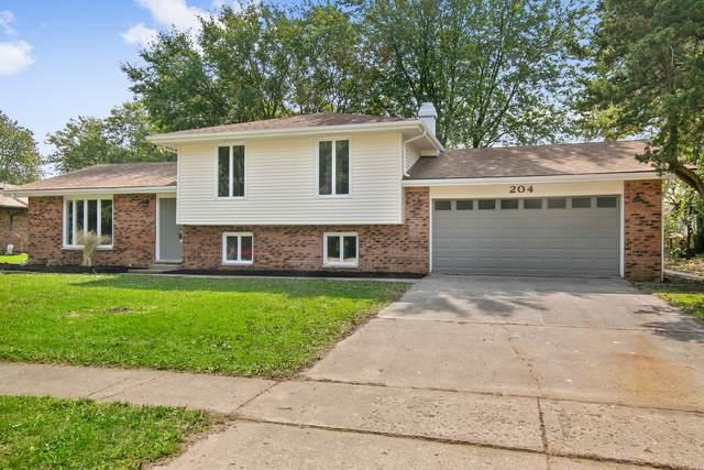 204 N Menominee Drive, Minooka, IL 60447 (MLS #10969653) :: Suburban Life Realty
