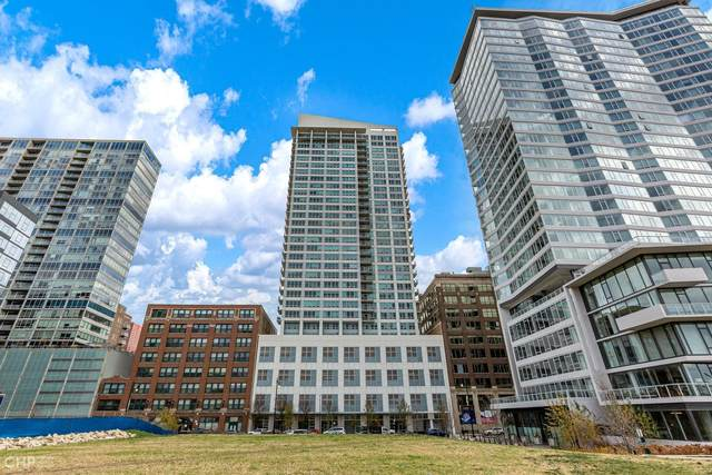 701 S Wells Street #3401, Chicago, IL 60607 (MLS #10969659) :: Helen Oliveri Real Estate
