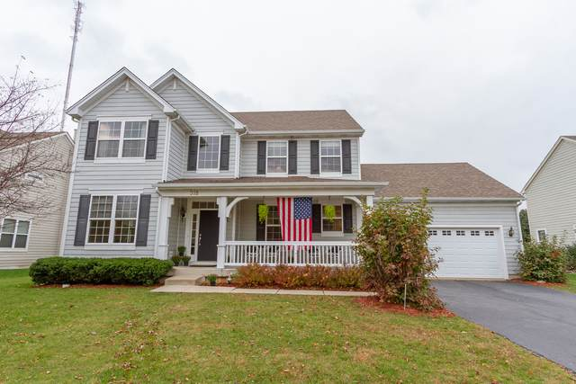 318 Comstock Drive, Elgin, IL 60124 (MLS #10969665) :: Jacqui Miller Homes