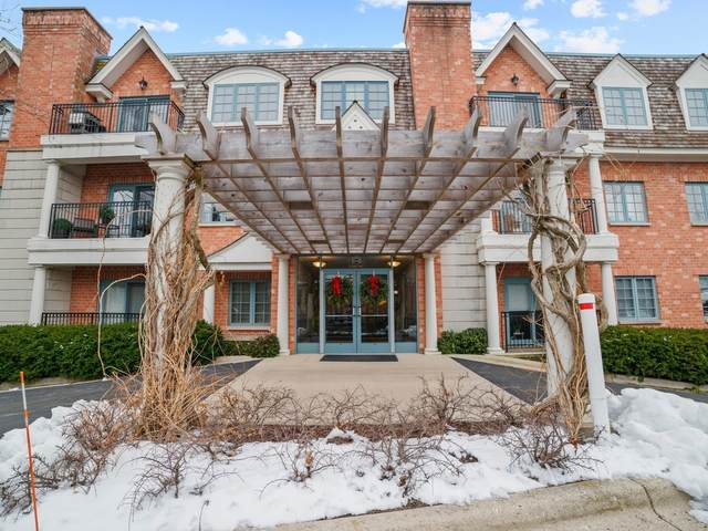 153 E Laurel Avenue #106, Lake Forest, IL 60045 (MLS #10969687) :: The Wexler Group at Keller Williams Preferred Realty