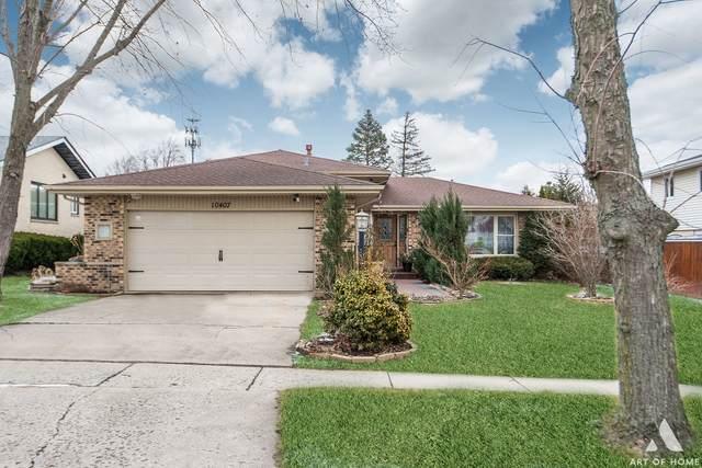 10407 Winter Park Drive, Palos Hills, IL 60465 (MLS #10969690) :: Suburban Life Realty