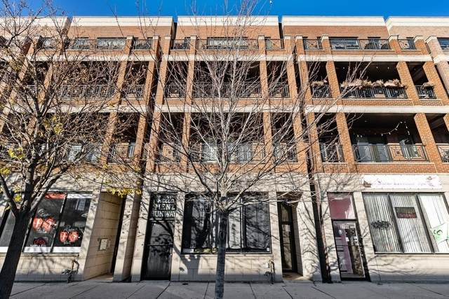 2708 W Chicago Avenue #3, Chicago, IL 60622 (MLS #10969718) :: The Perotti Group