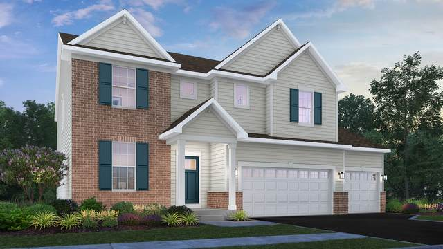 16015 S Crossing Drive, Plainfield, IL 60586 (MLS #10969766) :: Janet Jurich