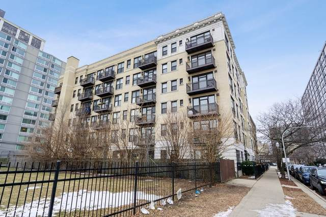 811 W Eastwood Avenue #103, Chicago, IL 60640 (MLS #10969804) :: Schoon Family Group