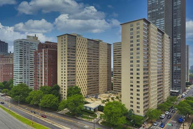 3950 N Lake Shore Drive #2128, Chicago, IL 60613 (MLS #10969829) :: Helen Oliveri Real Estate