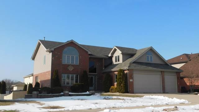 21222 Vivienne Drive, Matteson, IL 60443 (MLS #10969842) :: The Dena Furlow Team - Keller Williams Realty