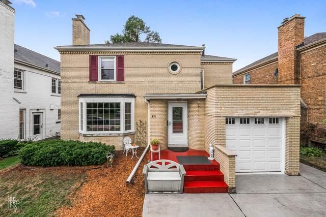 571 Selborne Road, Riverside, IL 60546 (MLS #10969843) :: Helen Oliveri Real Estate