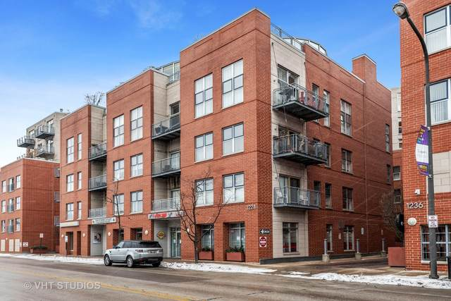 1224 Chicago Avenue #302, Evanston, IL 60202 (MLS #10969845) :: Helen Oliveri Real Estate