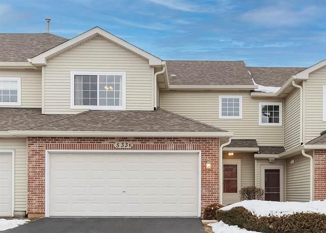 533 Mallard Lane E, Sugar Grove, IL 60554 (MLS #10969850) :: John Lyons Real Estate