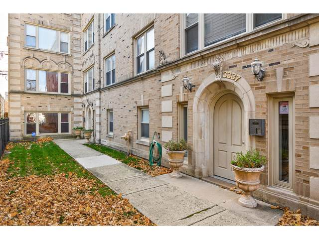 3337 W Belle Plaine Avenue 2C, Chicago, IL 60618 (MLS #10969868) :: The Wexler Group at Keller Williams Preferred Realty