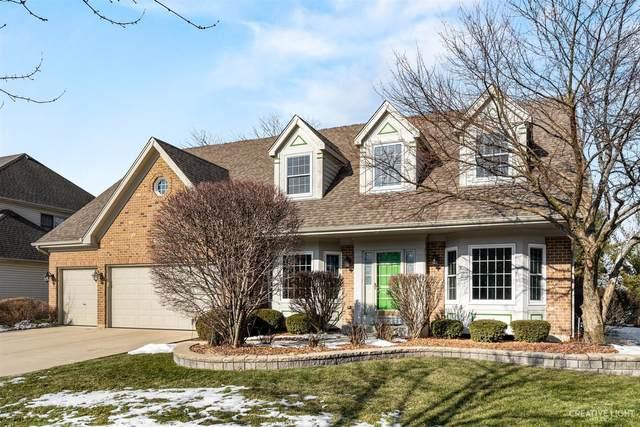 3611 Brooksedge Avenue, Naperville, IL 60564 (MLS #10969894) :: Jacqui Miller Homes