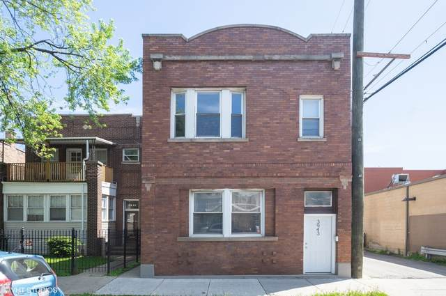 3943 W Addison Street, Chicago, IL 60618 (MLS #10969896) :: Helen Oliveri Real Estate