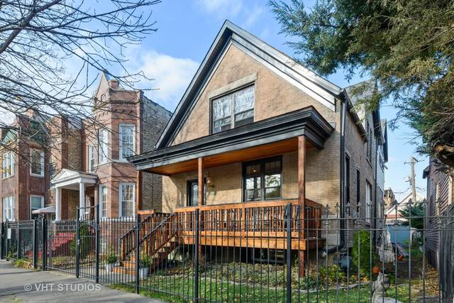 2916 W Fletcher Street, Chicago, IL 60618 (MLS #10969900) :: Helen Oliveri Real Estate