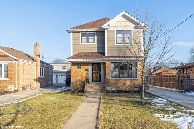 10337 S Hamlin Avenue, Chicago, IL 60655 (MLS #10969919) :: Janet Jurich