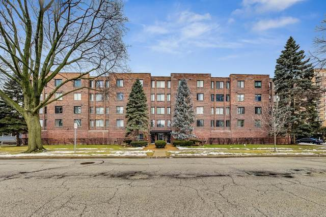 110 S Dunton Avenue 2F, Arlington Heights, IL 60005 (MLS #10969934) :: Helen Oliveri Real Estate