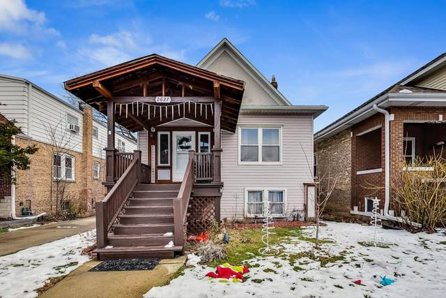 2627 N 74th Court, Elmwood Park, IL 60707 (MLS #10969938) :: Janet Jurich