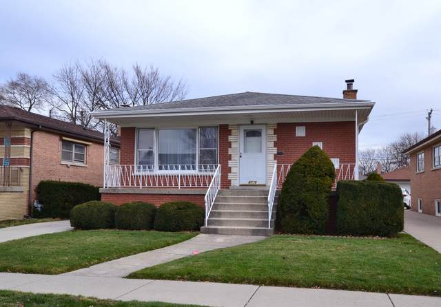 8725 S Richmond Avenue, Evergreen Park, IL 60805 (MLS #10969981) :: The Spaniak Team