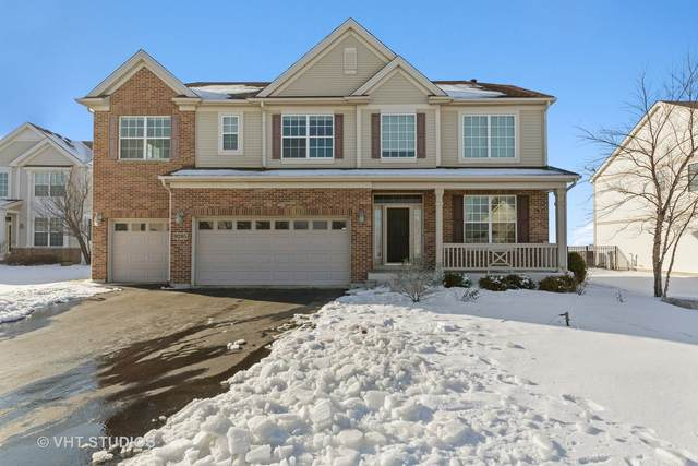 9205 Sawyer Street, Huntley, IL 60142 (MLS #10969984) :: The Spaniak Team
