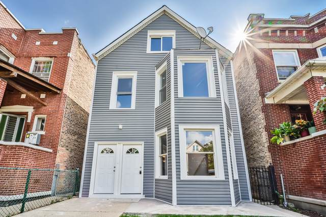 2963 N Ridgeway Avenue, Chicago, IL 60618 (MLS #10969991) :: Helen Oliveri Real Estate