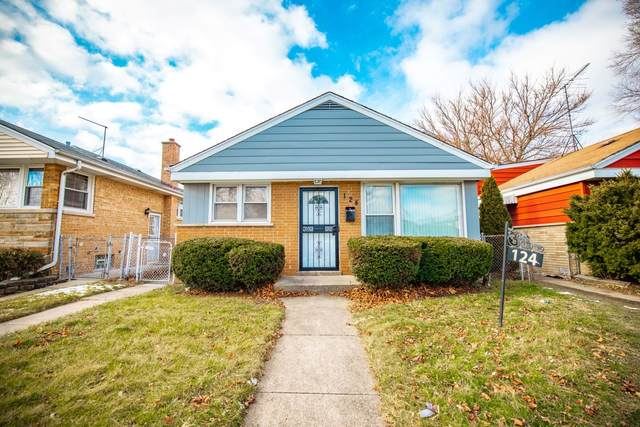 124 Hyde Park Avenue, Bellwood, IL 60104 (MLS #10970007) :: The Wexler Group at Keller Williams Preferred Realty