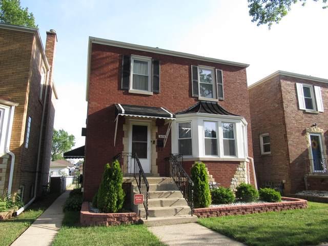 6436 27TH Street, Berwyn, IL 60402 (MLS #10970027) :: Janet Jurich