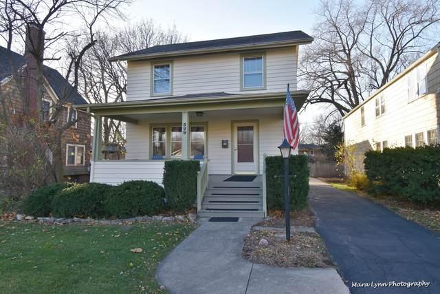 329 S Commonwealth Avenue, Aurora, IL 60506 (MLS #10970040) :: Helen Oliveri Real Estate