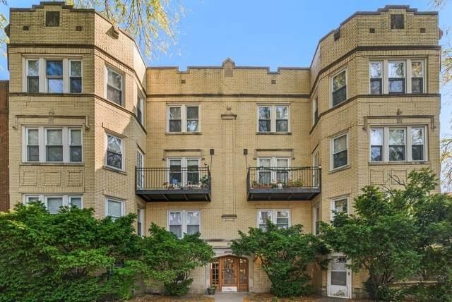 6327 N Rockwell Street 3N, Chicago, IL 60659 (MLS #10970083) :: Helen Oliveri Real Estate