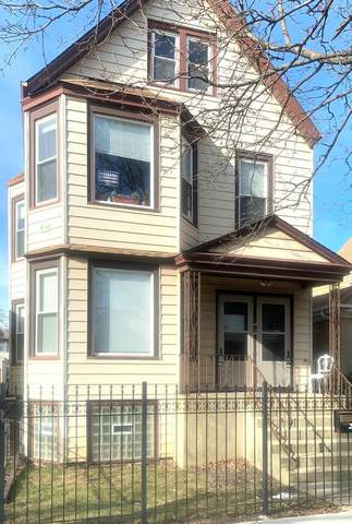 3728 N Spaulding Avenue, Chicago, IL 60618 (MLS #10970160) :: The Wexler Group at Keller Williams Preferred Realty