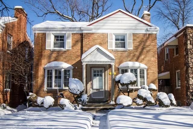 2105 S 24th Avenue, Broadview, IL 60155 (MLS #10970200) :: Suburban Life Realty