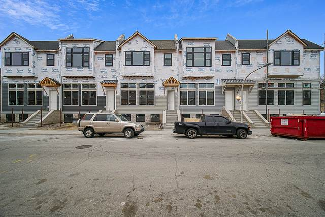 3645 S Calumet Avenue, Chicago, IL 60653 (MLS #10970222) :: Janet Jurich