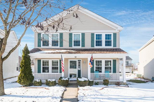 32 Wingate Drive, Oswego, IL 60543 (MLS #10970241) :: The Wexler Group at Keller Williams Preferred Realty