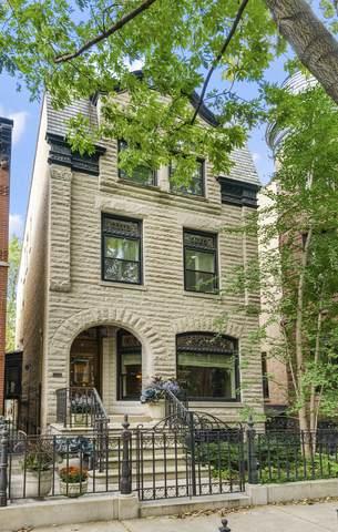 2218 N Fremont Street, Chicago, IL 60614 (MLS #10970309) :: Helen Oliveri Real Estate