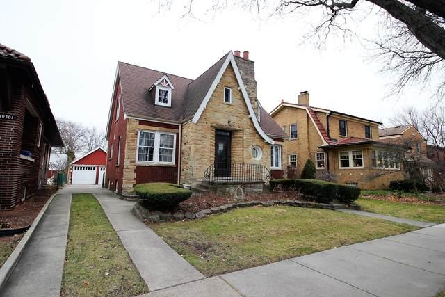 10505 S Leavitt Street, Chicago, IL 60643 (MLS #10970313) :: Jacqui Miller Homes