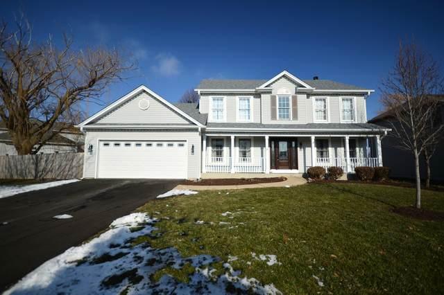 5017 Saint Andrews Drive, Plainfield, IL 60586 (MLS #10970334) :: John Lyons Real Estate