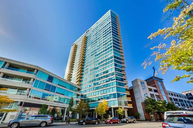 1720 Maple Avenue #550, Evanston, IL 60201 (MLS #10970350) :: Helen Oliveri Real Estate