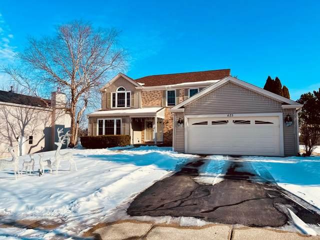 625 Chatham Circle, Algonquin, IL 60102 (MLS #10970365) :: Helen Oliveri Real Estate