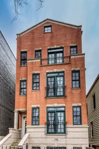 1755 W Roscoe Street #3, Chicago, IL 60657 (MLS #10970372) :: Helen Oliveri Real Estate